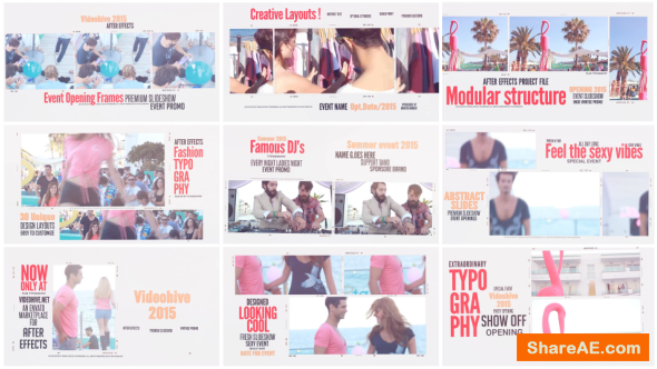 Videohive Event Promotion 11400560