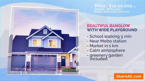 Videohive Minimal Real Estate