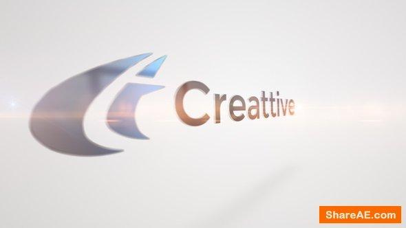 Videohive Quick Clean Contour Logo 2