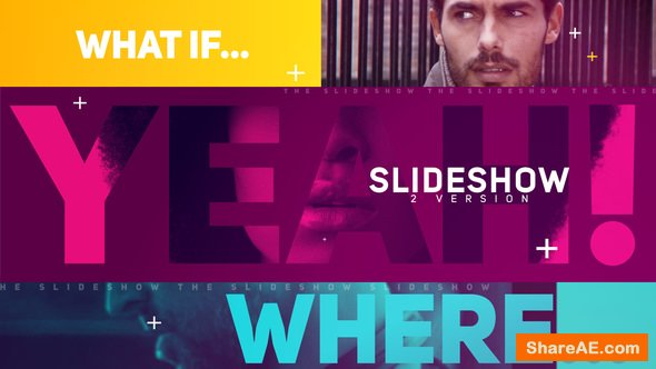 Videohive Slideshow 21926306