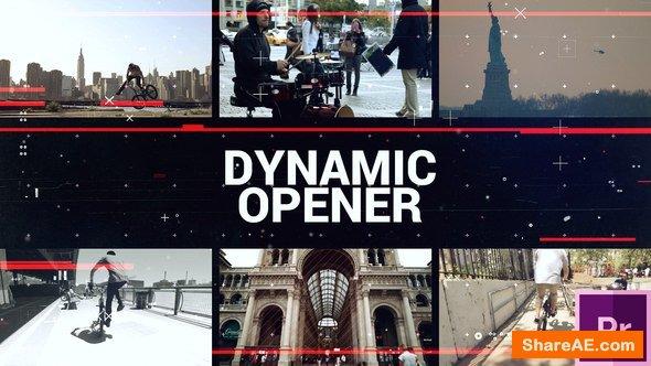 Videohive Dynamic Short Opener - Premiere Pro