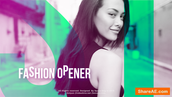Videohive Fashion Opener | FCPX & Apple Motion