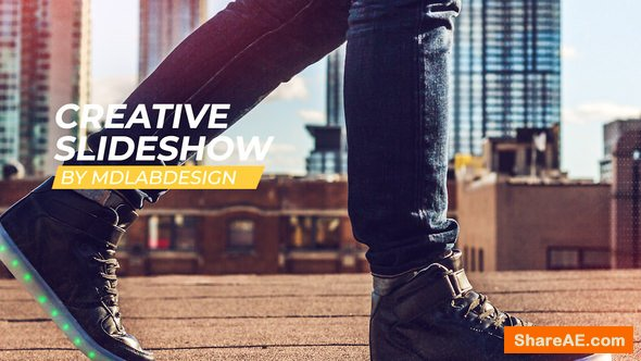 Videohive Creative Slideshow 22545865 - Premiere Pro