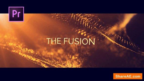 Videohive The Fusion - Premiere Pro