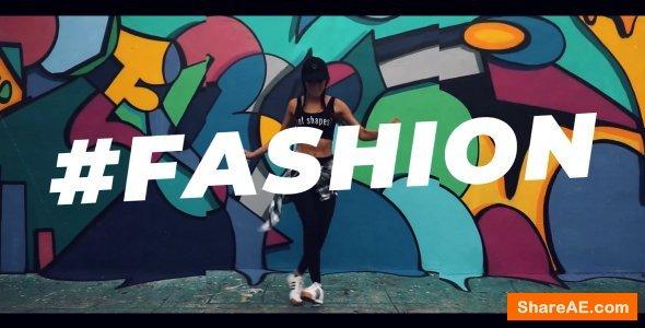 Videohive Fashion Promo - Premiere Pro