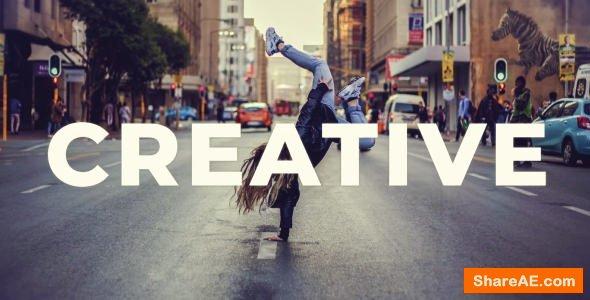 Videohive Creative Slideshow 21331804