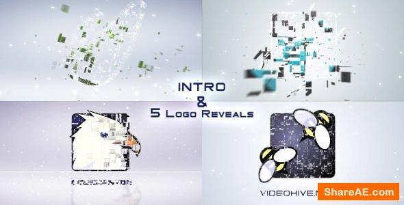 Videohive Assembly Logo Pack