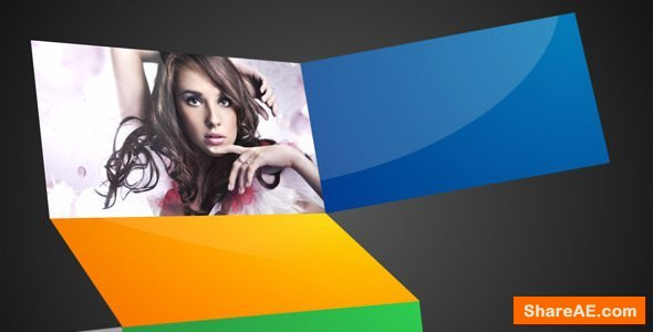 Videohive Flipping Cards