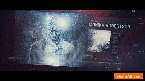 Videohive Sci-Fi Movie Opener