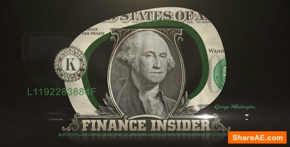 Videohive Inside Dollar Photo Titles