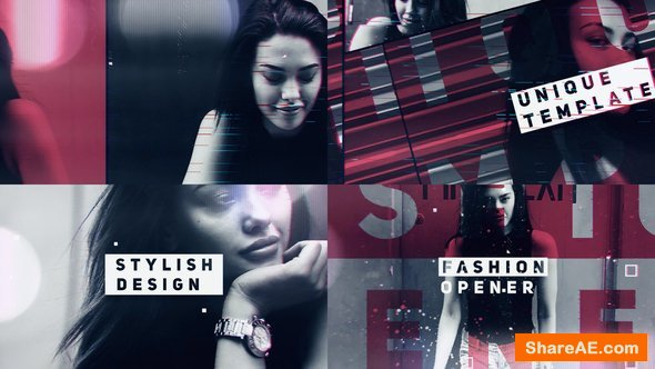 Videohive Fashion Opener 20864856