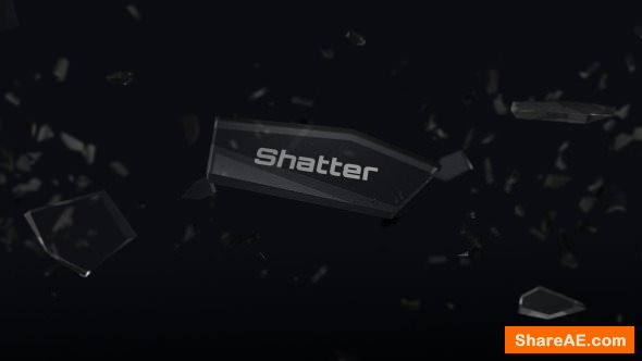Videohive Advanced Shatter