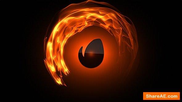 Videohive Flame Logo 10759319