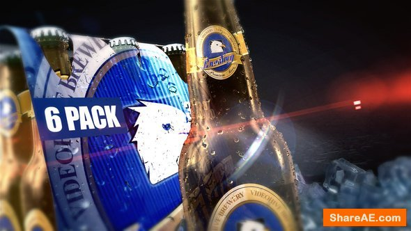 Videohive Beer - Soft Drink Commercial