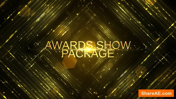 Videohive Awards Show Pack