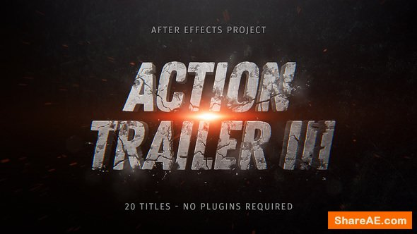 Videohive Action Trailer III