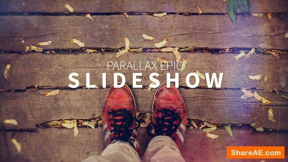Videohive Parallax Epic Slideshow