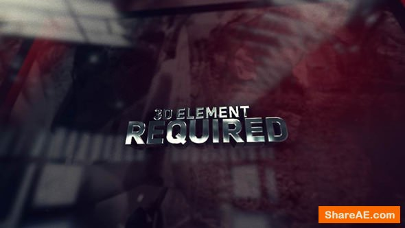 Videohive History Title Package