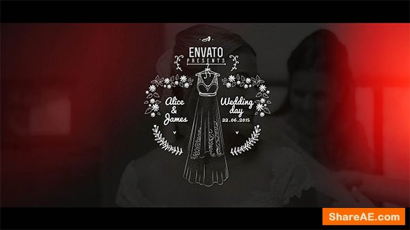 Videohive Wedding Film Package