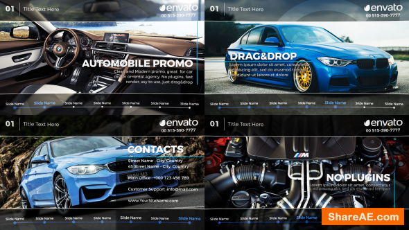 Videohive Car Dealer Promo 19182445