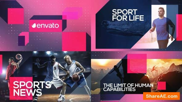 Videohive Short Modern Openers