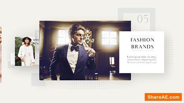Videohive Elegant Commercial Slideshow