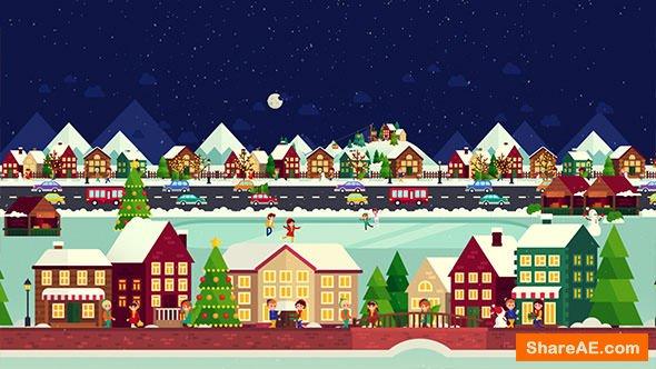 Videohive Christmas Opener 18975326