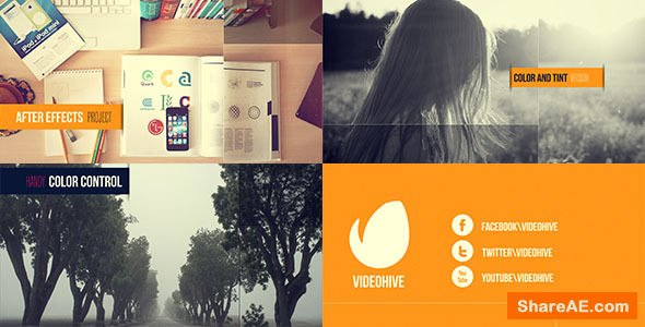 Videohive Clean Photography Promo
