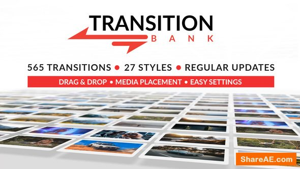 Videohive Transition Bank