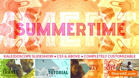 Videohive Fun Summer Slideshow