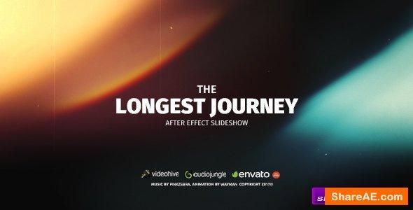 Videohive Slideshow | The Longest Journey