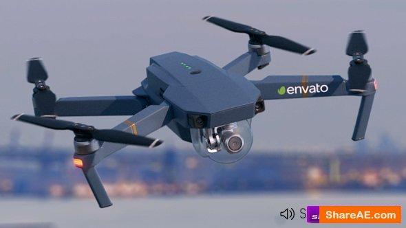 Videohive Small Drone