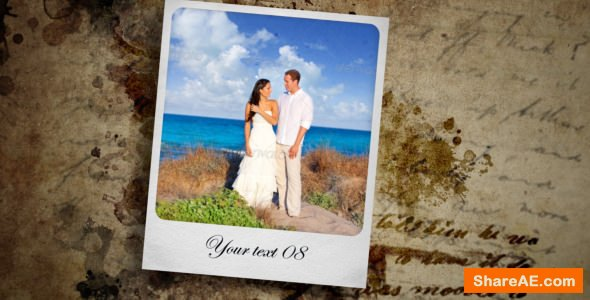 Videohive Wedding Slideshow 3771548