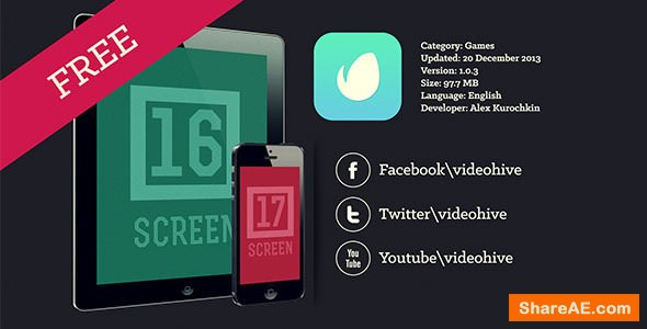 Videohive App Commercial