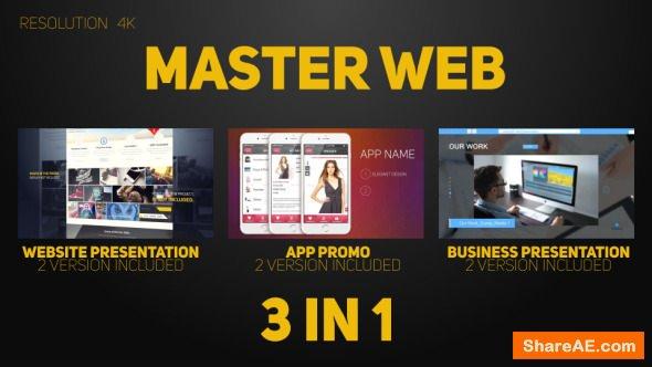 Videohive Master Web