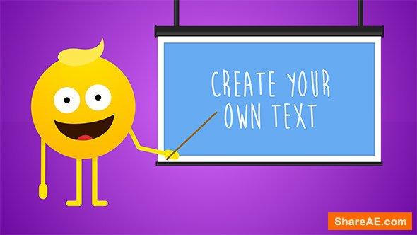 Videohive Emoji Promotion