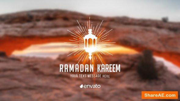 Videohive Ramadan Titles