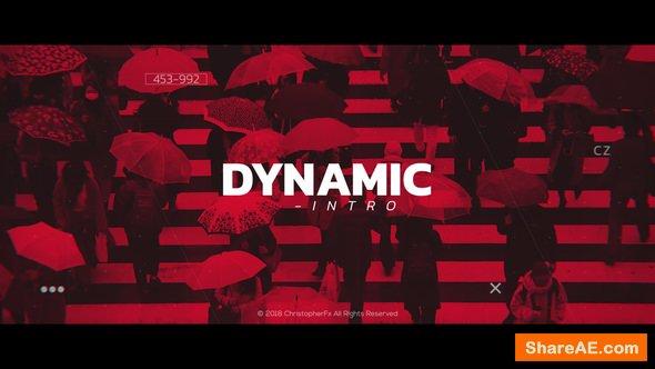 Videohive Dynamic Intro 22032438