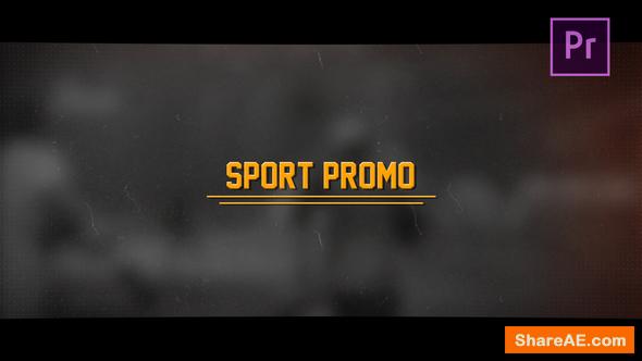 Videohive Sport Promo - Premiere Pro