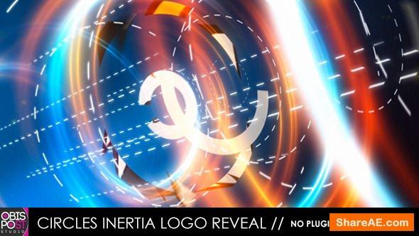 Videohive Circles Inertia Logo Revealer