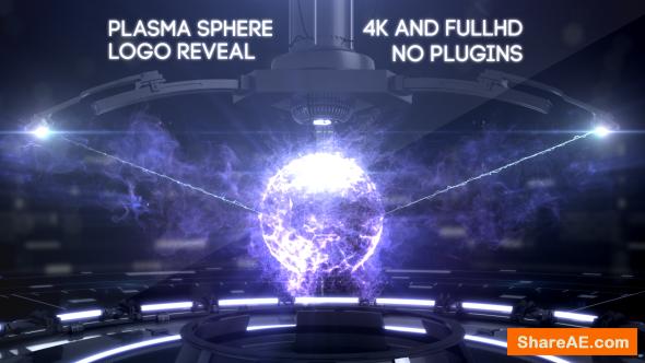 Videohive Plasma Sphere Intro
