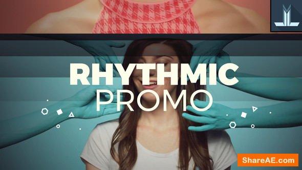 Videohive Rhythmic Promo 22601723