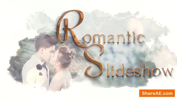 Videohive Romantic Slideshow 21406290