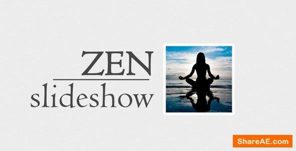 Videohive Zen Slideshow