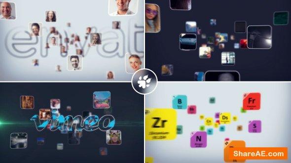 Videohive Multi Images Coporate Logo