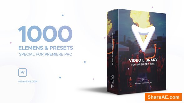 Videohive Video Library - Premiere Pro