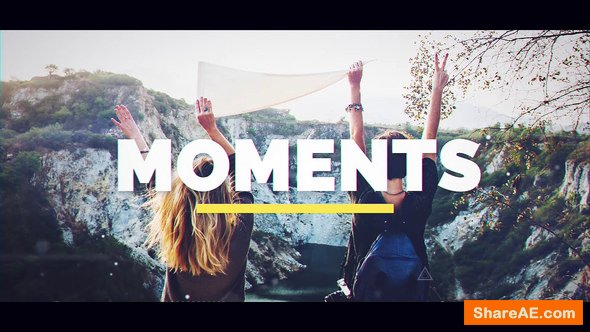 Videohive Moments