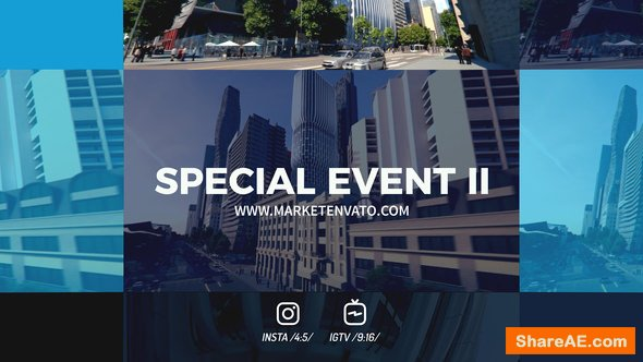Videohive Special Event Promo II