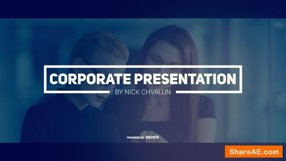 Videohive Corporate Presentation/ Business Promotion