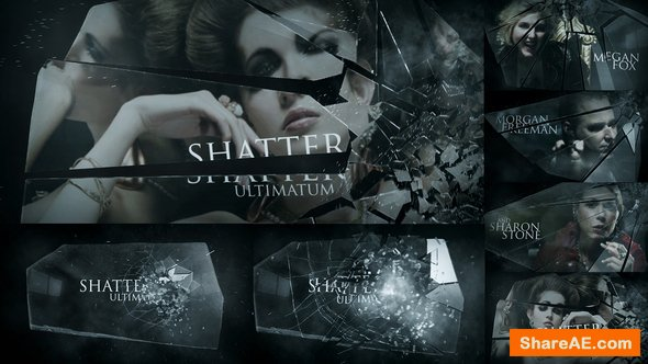 Videohive Shatter Ultimatum